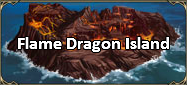 Flame Dragon Island