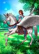 Card bg Pegasus Guard