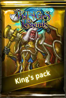 King's pack