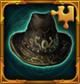 Round Hat Fragment