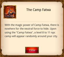 The Camp Fatwa