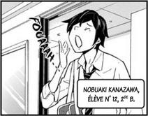 Nobuaki Kanazawa N°12
