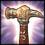Dwarven ceremonial hammer