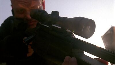 Sniper aims r93