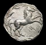 Numidian Icon