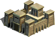 Egypt fortress