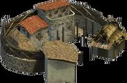 Town celtiberian