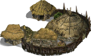 Celtic village azangara Edit
