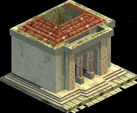 Qrthd temple