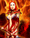 Priestess blood