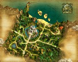 Greenwort map