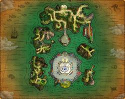 Map inselburg