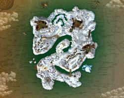 Map north fastland