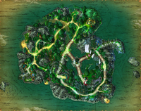 Map elona