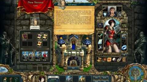 King's Bounty Перекрестки миров, официальный трейлер