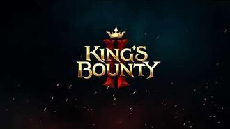 King's Bounty 2 - анонсирующий трейлер RU-2