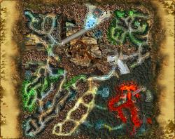 Map dragondor