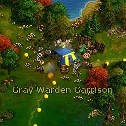 Gray Warden Garrison