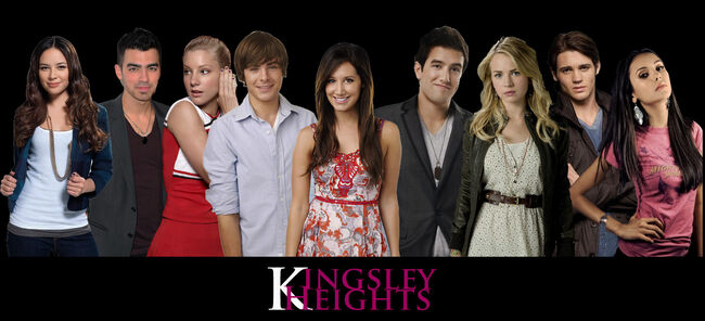 Kingsley Heights Main Characters