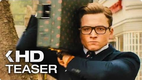 KINGSMAN The Golden Circle Teaser Trailer (2017)