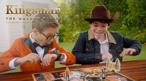 "Kingsman The Golden Circle ""The Official Game"" TV Commercial 20th Century FOX"
