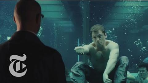 'Kingsman The Secret Service' Movie Anatomy of a Scene The New York Times