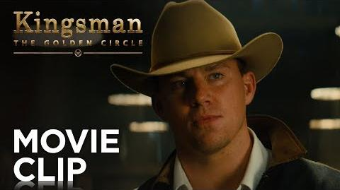 "Kingsman The Golden Circle ""That Dog Don't Hunt"" Clip 20th Century FOX"