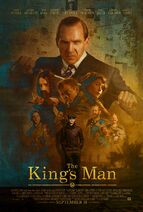 The King's Man main poster