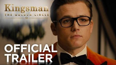 Kingsman The Golden Circle Official Trailer HD 20th Century FOX