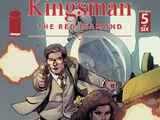 Kingsman: The Red Diamond Vol. 5