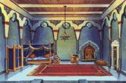 Vizierbedroom