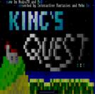 King's Quest ZZT 2