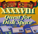 King's Quest XXXXVIII: Quest for Disk Space