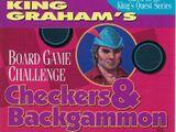 King Graham's Board Game Challenge