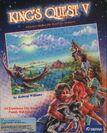 King's Quest V: Absence Makes The Heart Go Yonder (EGA)