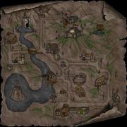 KQ8 map daventry