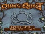 Owl's Quest: Every Owl has it's Day