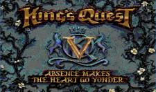 King's Quest V (Amiga)