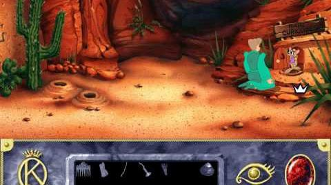 King's Quest VII - Kangaroo Rat