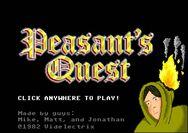 Peasant's Quest