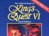 The Official Book of King's Quest VI