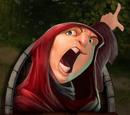 Frightened Villager