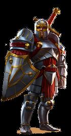 Portrait knight