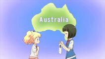 It's A Flag To Australia