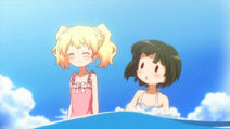 Shinobu's Difficult For Swimming Level Than Twin Sister Ayaya Or Rize