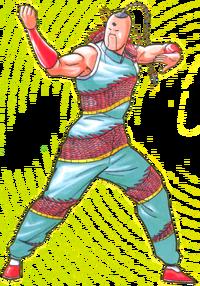 Ramenman shoryudogi