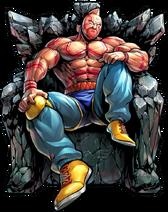 Phonenix throne