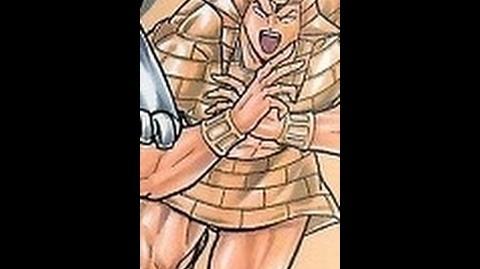 ミスターカーメン ファラオの呪い Mr. Khamen The Pharaoh's Curse Mr. Khamen el faraón maldito