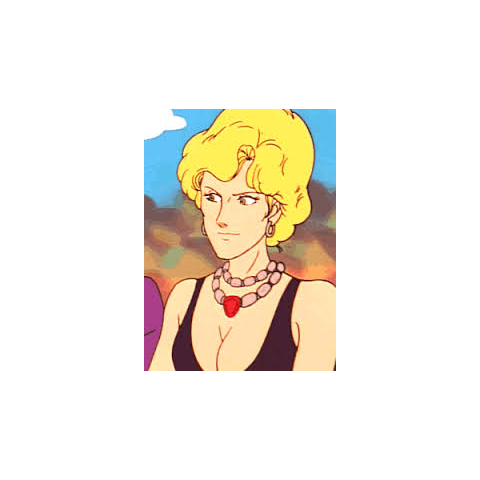 Anime version of Edith