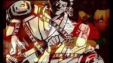 Kinnikuman-Mongolman's theme Asian Wolf (With subtitles)